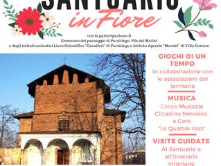 """""""Santuario in Fiore"""": il 6 maggio la prima edizione di una grande iniziativa che mira a va"""