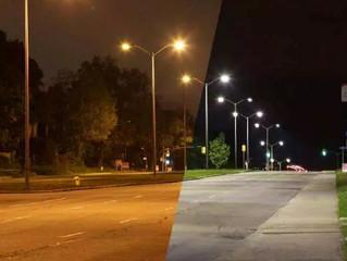 Illuminazione pubblica a LED: proseguono gli interventi sull'efficientamento energetico