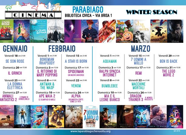 Retro - CARTOLINA -  Inverno 2019