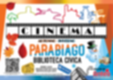 Cinema Parabiago - CARTOLINA - Autunno 2