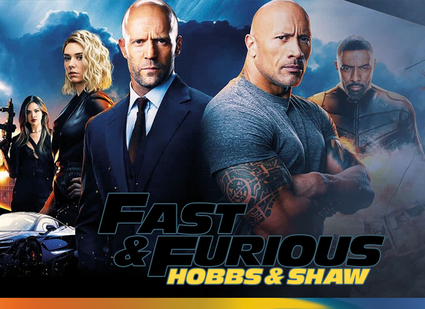 Fast & Furious - Hobbs e Shaw
