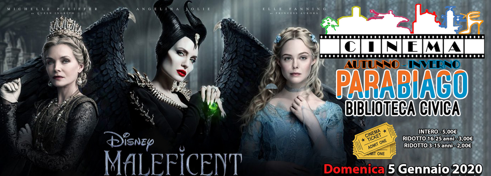 Maleficent La signora del male