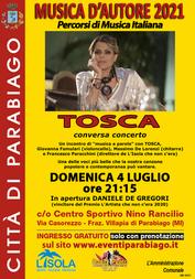 003-Manifesto -Tosca- Musica d'Autore 20