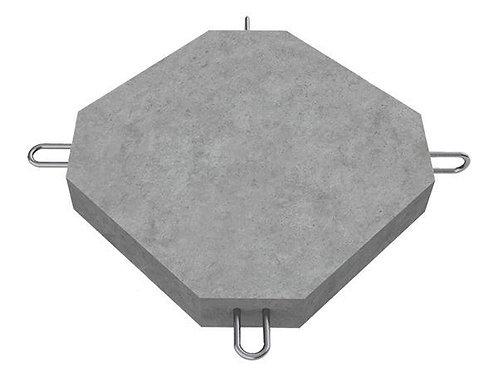 Блок бетонный Б-8 (Серия 3.503.1-66)