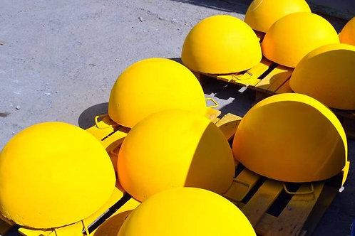 Ограничители парковок- полусферы бетонные