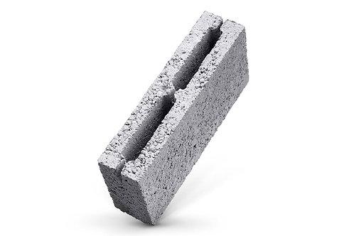 Керамзитоблок перегородочный (390 х 90 х 188)