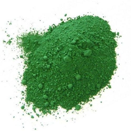 Пигмент ж/о зеленый 5605