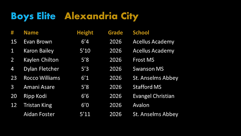 Final Elite Alexandria Roster.png