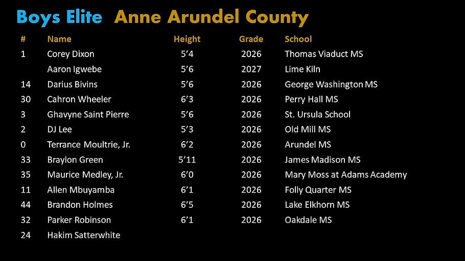 Final Elite Anne Arundel Roster.png