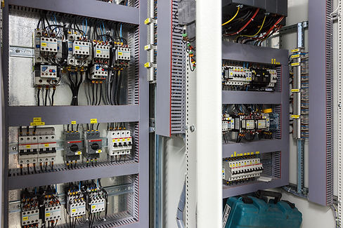 Custom Control Panels | AEO Products & Services