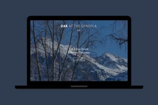 Oak at the Gondola