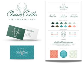Webstern Aztec Brand Design Kit