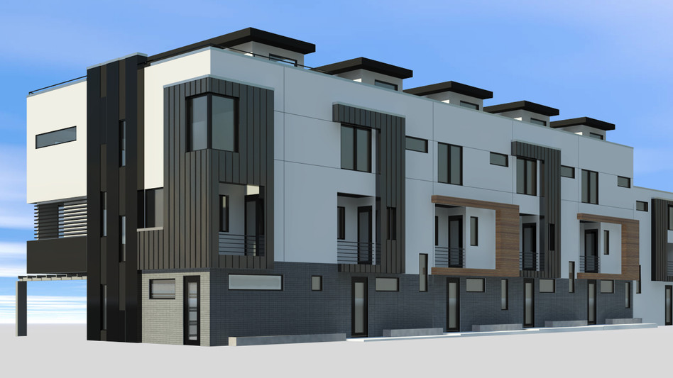 BERKELEY PARK TOWNHOMES