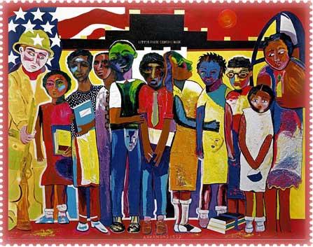 George Hunt | United States Postal Stamp Art