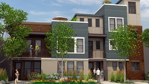 1818 CLARKSON TOWNHOMES