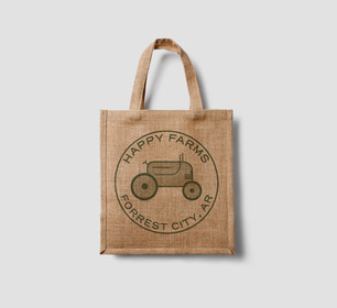 Grocery Totes   Happy Farms