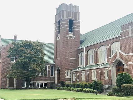Graham Memorial Presbyterian Church Forrest City, Arkansas