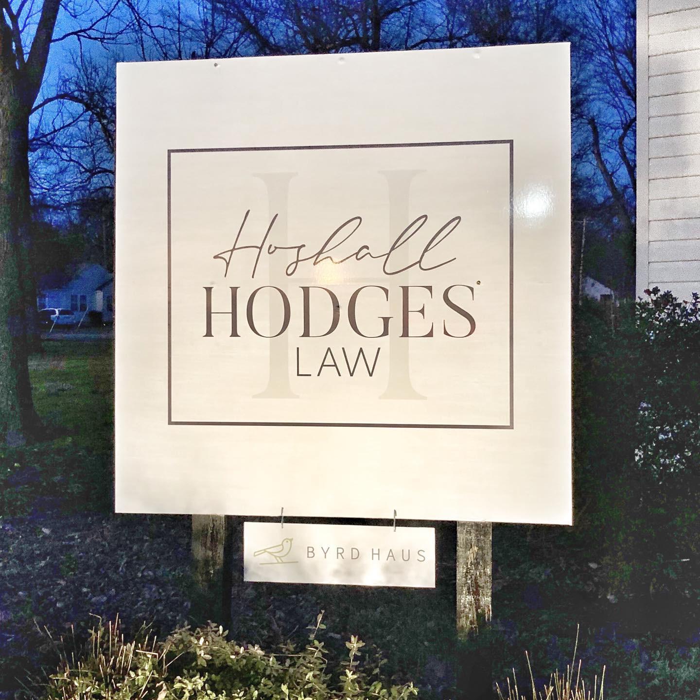 Hoshall Hodges Law
