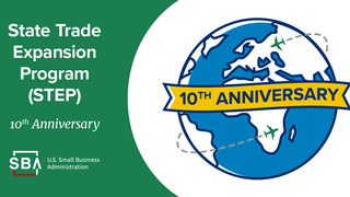 State Trade Expansion Program (STEP) 10 Year Anniversary