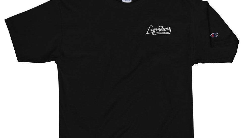 Men's Champion T-Shirt - EMBRDRD Legendary
