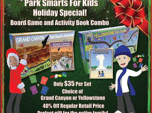 Park Smarts Board Game/Book Special