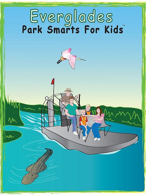 Everglades eBook Park Smarts for Kids