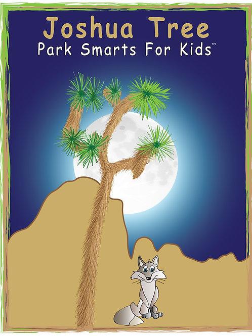 Joshua Tree Activity eBook Park Smarts for Kids