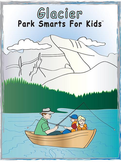 Glacier Activity eBook Park Smarts for Kids