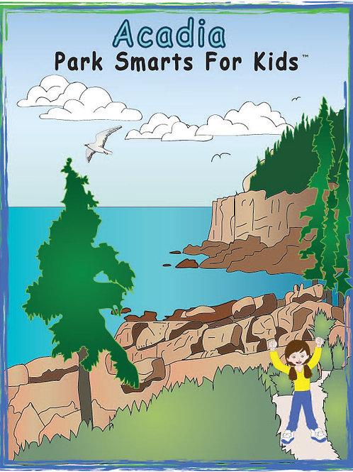 Acadia Activity eBook Park Smarts for Kids