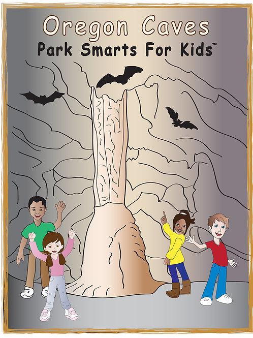 Oregon Caves Activity eBook Park Smarts for Kids