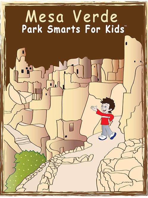 Mesa Verde Activity eBook Park Smarts for Kids