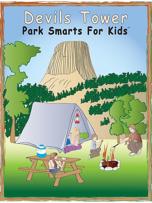 Devils Tower Activity eBook Park Smarts for Kids