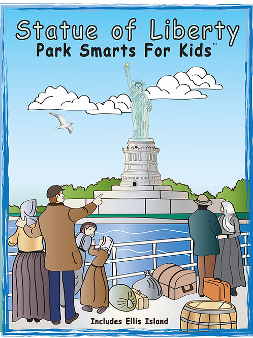 Statue of Liberty Park Smarts eBook