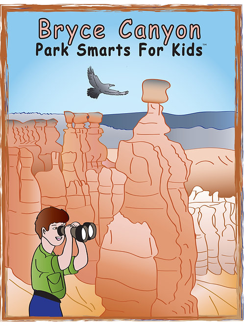 Bryce Canyon Activity eBook Park Smarts for Kids