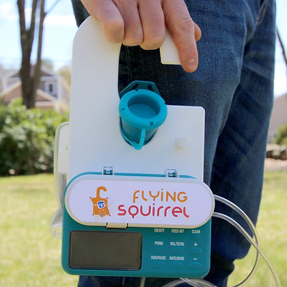 Flying Squirrel Feeding Pump Holder