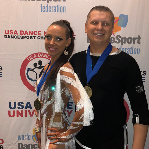Star Dance Instructor Wins 2018 US Professional National Championship