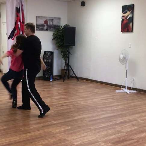 Star Dance Instructor with DWTS Anna Trebunskaya