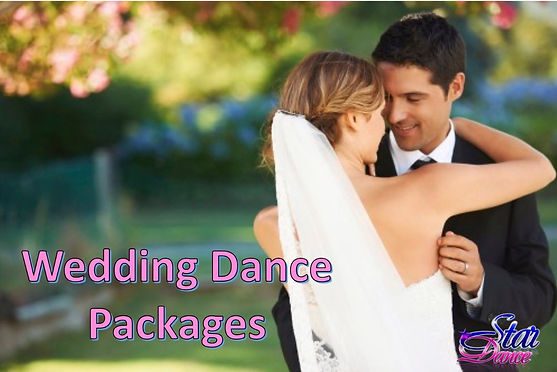 #1 Wedding Dances and Bridal Party Dances, Affordble, Peronalized, Star Dance