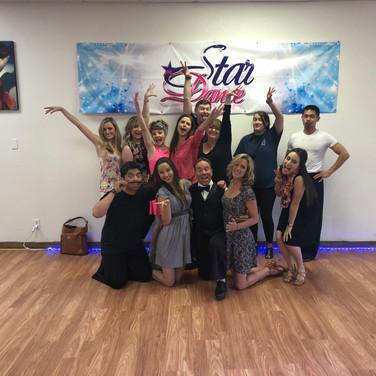 Workshop with Anna Trebunskaya