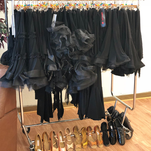 Dance Wear and Shoes available for Discounted Purchase at Star Dance