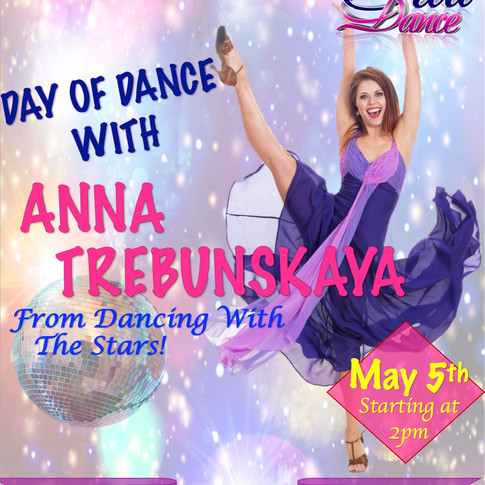 2018 Day of Dance with DWTS