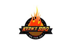 KernsBBQ logo