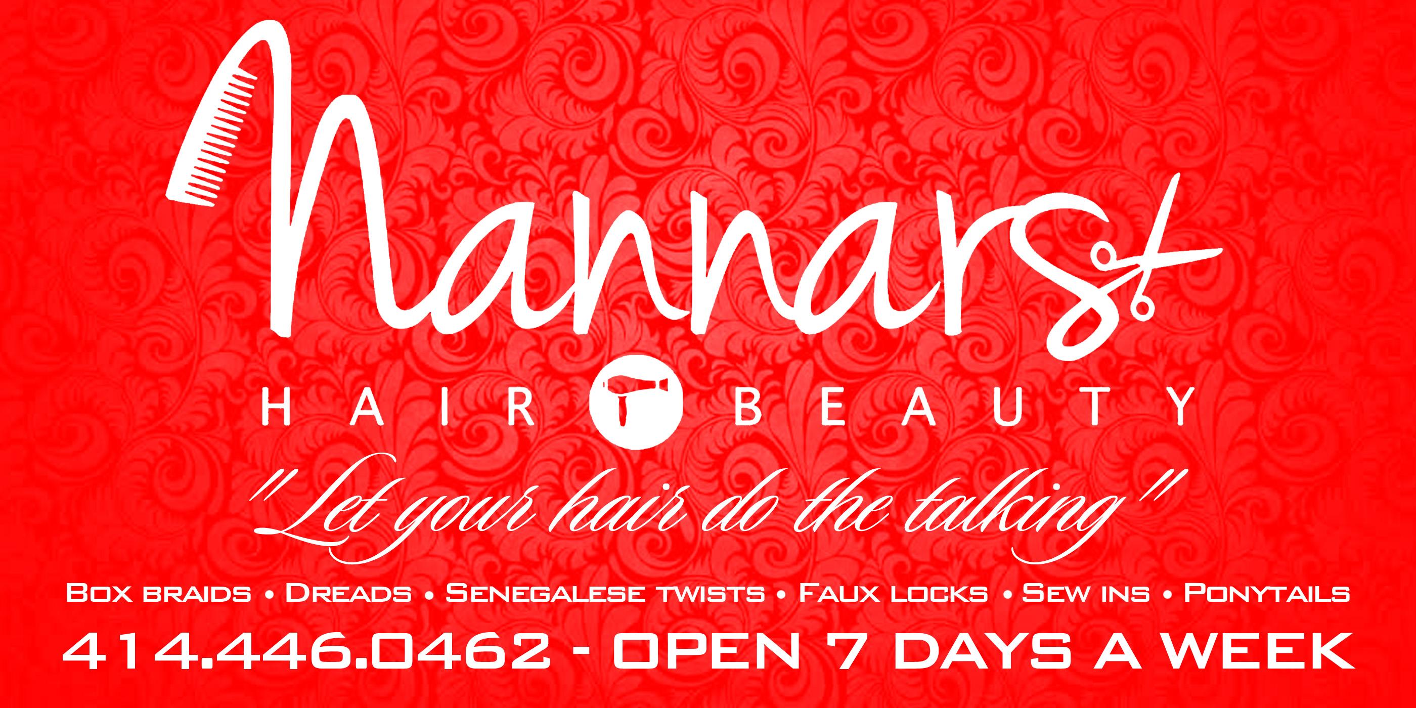Nannars banner