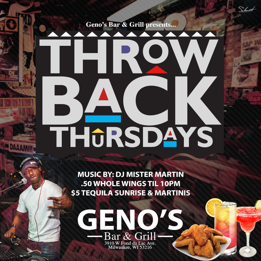 Genos TT flyer