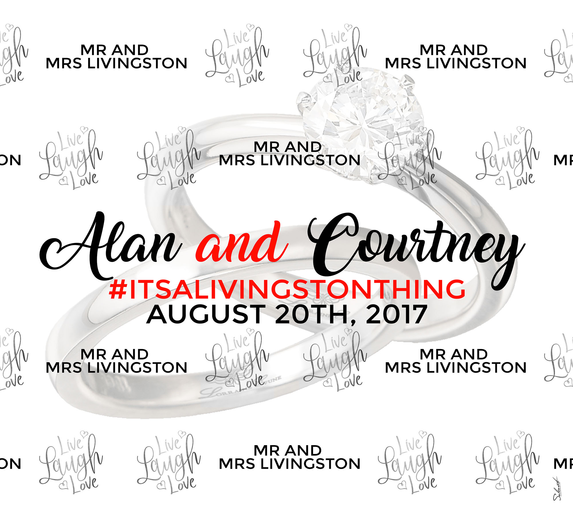 Courtney wedding banner1