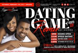 MULYP 2017 Dating flyer