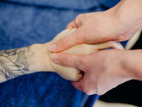 Dikke vingers tijdens het lopen van de Alternatieve vierdaagse?