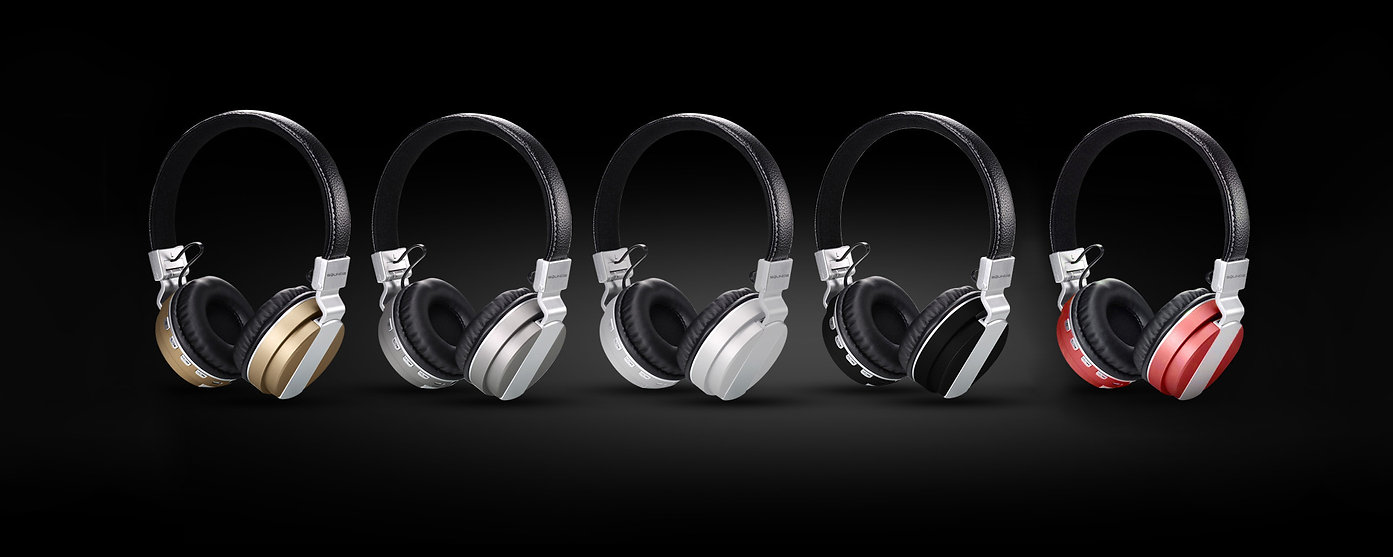 Soundz Bluetooth Headphone