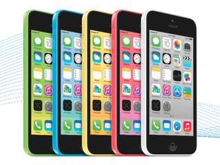 iPhone 5C range NOW in stock!!