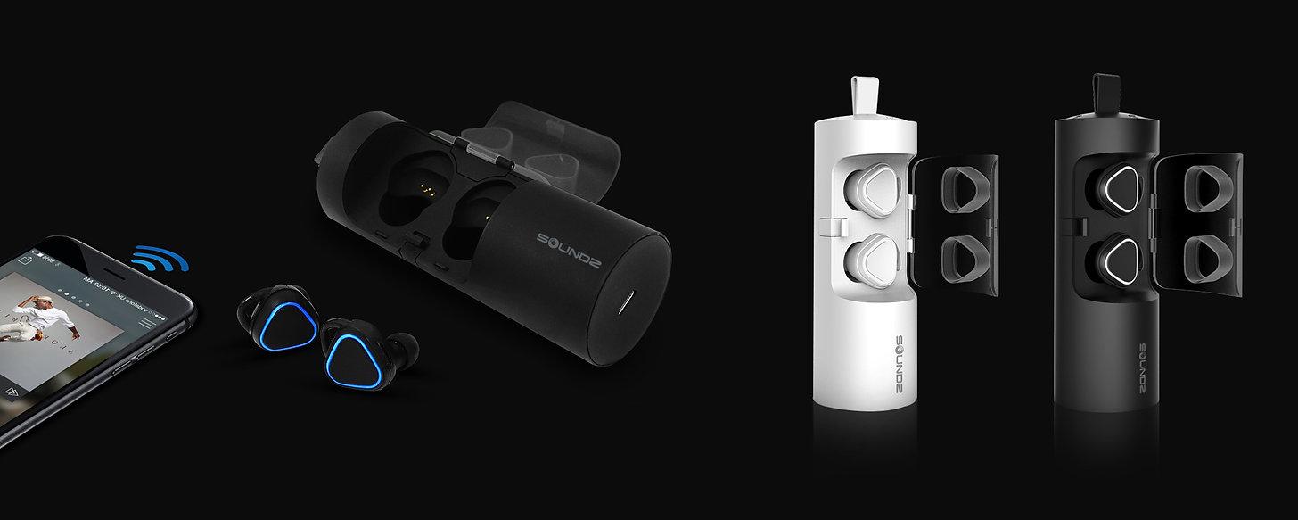 Soundz Bluetooth Headphone